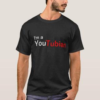 YouTubers ich bin ein YouTubian T-Shirt