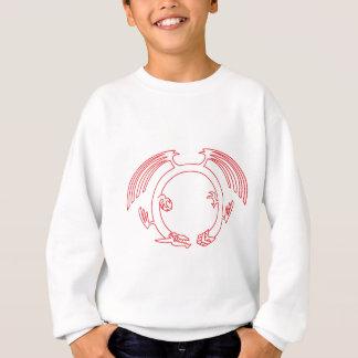 Yu-Gi-Oh Kennzeichen 5D's des hochroten Drachen Sweatshirt