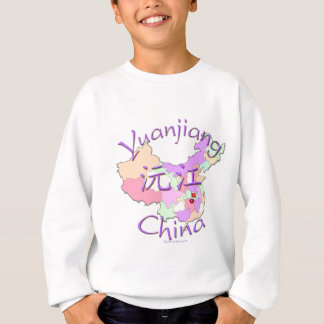 Yuanjiang-China Sweatshirt