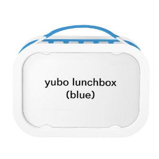 yubo Lunchbox (blau)