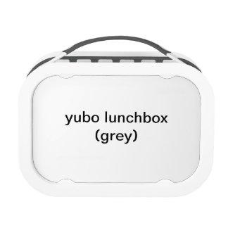 yubo Lunchbox (grau)