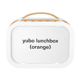 yubo Lunchbox (orange)