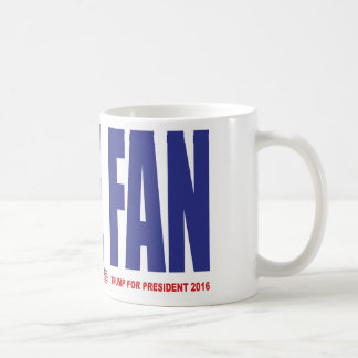 YUGE FAN Trumpf für Präsidenten 2106 Kaffeetasse