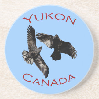Yukon, Kanada Untersetzer
