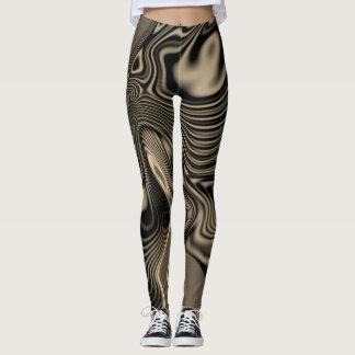 Yukti- heiße Schokolade Leggings