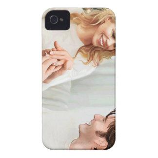 Yuletide Verlobung iPhone 4 Case-Mate Hülle