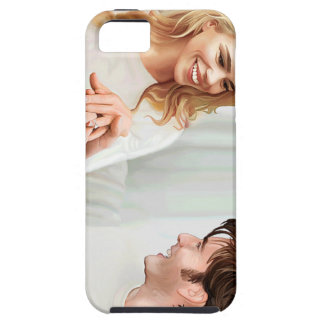 Yuletide Verlobung iPhone 5 Schutzhülle