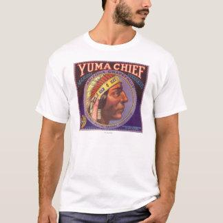 Yuma orange HauptsächlichlabelRedlands, CA T-Shirt