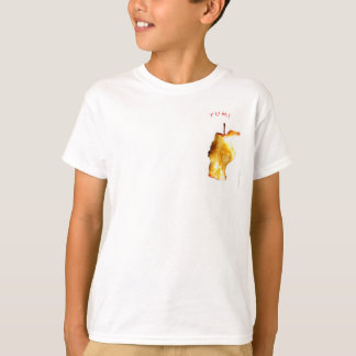 Yumm Apple ein Tag T-Shirt