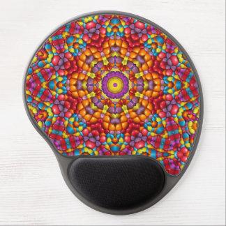 Yummy Vintages Kaleidoskop, Gel Mousepad