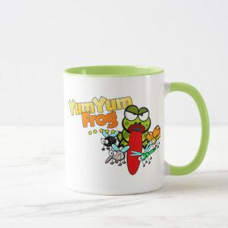 YumYum Frosch-Andenken Tasse