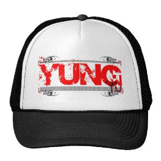 Yung COLUMBIUM-Fernsehen (Hut des Logo-2) Retrocap