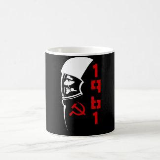 Yuri Gagarin Kaffeetasse