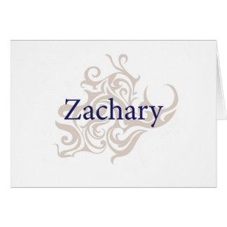 Zachary Karte
