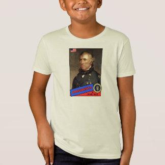 Zachary- TaylorBaseballkarte T-Shirt