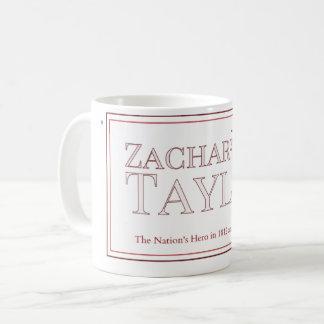 Zachary- Taylorkampagnen-Tasse Kaffeetasse