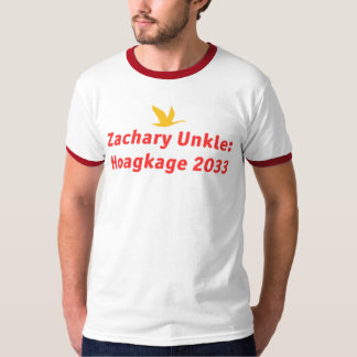 Zachary Unkle: Hoagkage 2033 T-Shirt