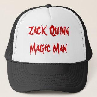 Zack Quinn Magie-Mann Truckerkappe