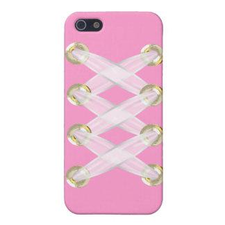 Zacken Sie mit Weiß-Spitzee Iphone 4 Fall aus Schutzhülle Fürs iPhone 5
