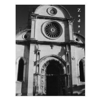 Zadar Postkarte