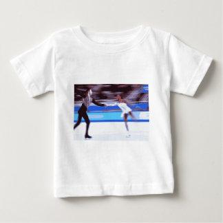 Zahl Skater Baby T-shirt