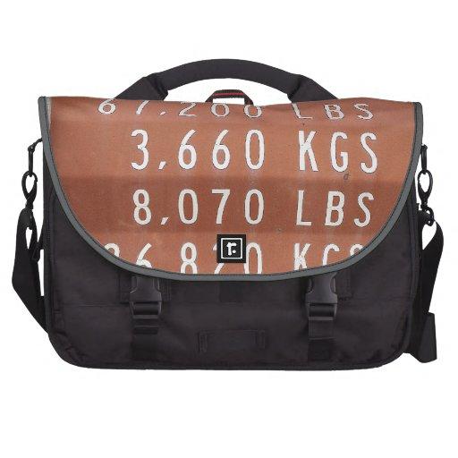 Zahl-Tasche Laptoptasche
