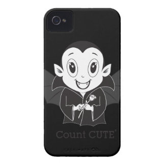 Zählung Cute® BlackBerrykasten iPhone 4 Case-Mate Hüllen