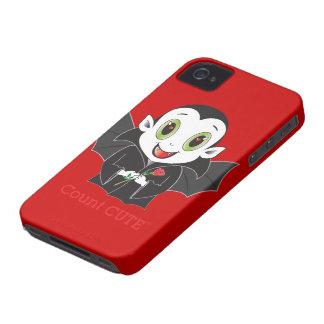 Zählung Cute® BlackBerrykasten iPhone 4 Hülle