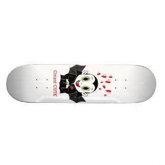 Zählung Cute® Skateboard Skateboarddecks