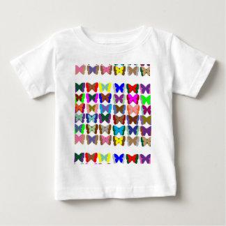 ZÄHLUNG Schmetterlings-Baby-Geldstrafe-Jersey-T - Baby T-shirt