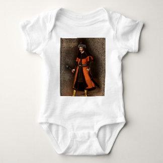 Zählung Vlad Dracula Baby Strampler