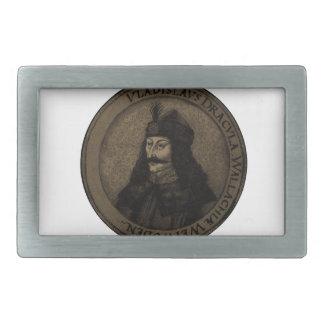 Zählung Vlad Dracula Rechteckige Gürtelschnalle
