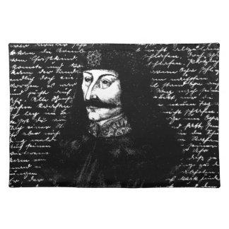 Zählung Vlad Dracula Tischset