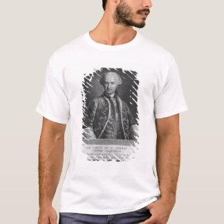 Zählung von St Germain, berühmter Alchemist, 1783 T-Shirt