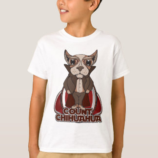 Zählungs-Chihuahua T-Shirt