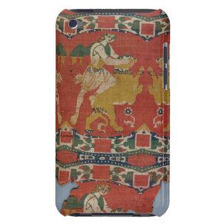 Zähmen des wilden Tieres, byzantinisches Tapisseri iPod Case-Mate Case