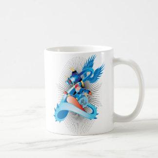 Zähmen Sie den Eis-Drachen Kaffeetasse