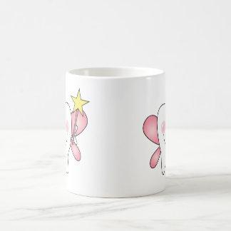 Zahn-FeeKaffeetasse addieren gerade Ihren Namen Kaffeetasse