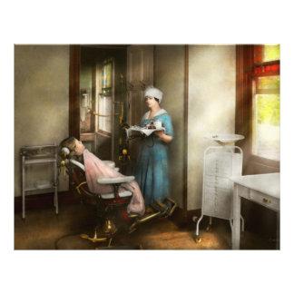 Zahnarzt - des Patienten ist ein Vorzug 1920 Flyer