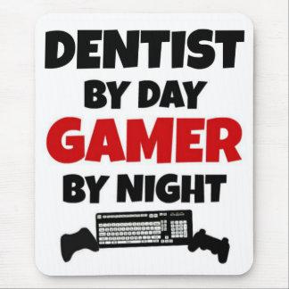 Zahnarzt durch TagesGamer bis zum Nacht Mousepad