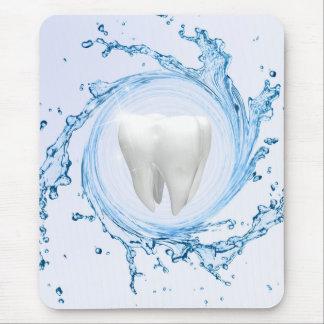 Zahnarzt-medizinischer Zahn beruflich - Mousepad