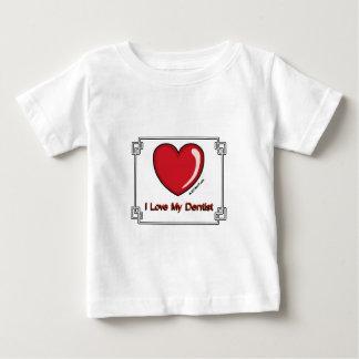 Zahnarzt - meine i-Liebe Baby T-shirt