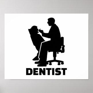 Zahnarzt Poster