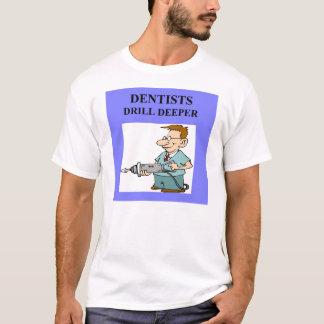 ZAHNARZT-Witz T-Shirt
