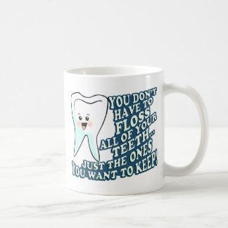 Zahnarzt-Zahnarzthelfer Kaffeetasse