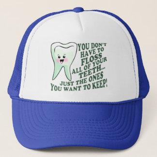 Zahnarzt-Zahnarzthelfer Truckerkappe