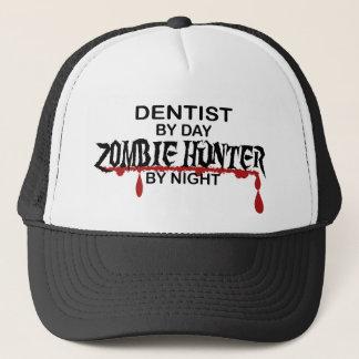 Zahnarzt-Zombie-Jäger Truckerkappe