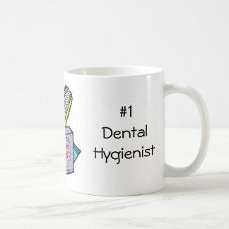 Zahnarzthelfer #1 kaffeetasse
