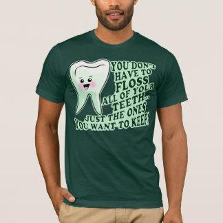 Zahnarzthygieniker oder Orthodontist T-Shirt