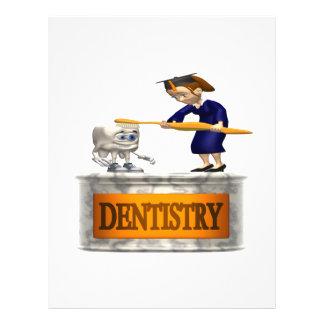 Zahnheilkunde Flyer
